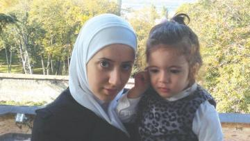 Fatama Mostafa and daughter Joud went missing in the Lampedusa tragedy.