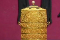 Thieves use multi-million gold tiffin box to eat their lunch
