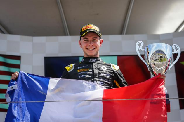 Watch: French racer Anthoine Hubert dies after Formula Two crash