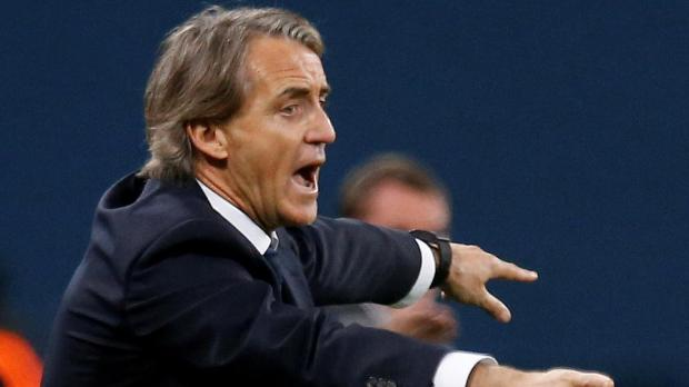 Roberto Mancini was most recently the manager of Zenit St Petersburg. Photo: Reuters