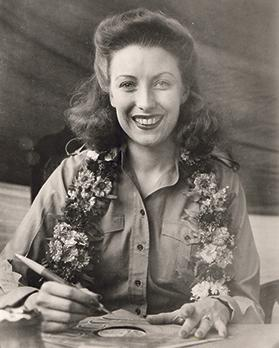 Lynn in an undated file photo.
