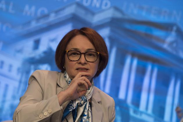 Russia's central bank raps efforts to control prices