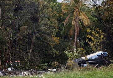 Mexican authorities suspend charter company in Cuba airliner crash