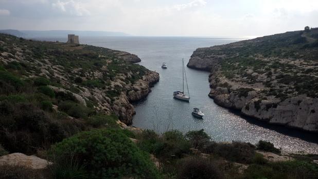Mġarr ix-Xini. Photo: Lydia Borg