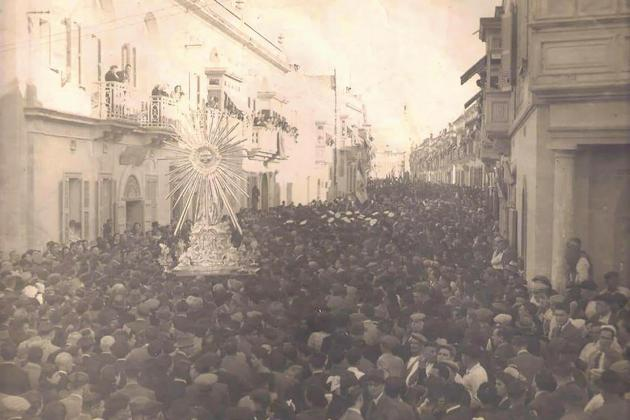 Cospicua pilgrimage to recall end-of-war event