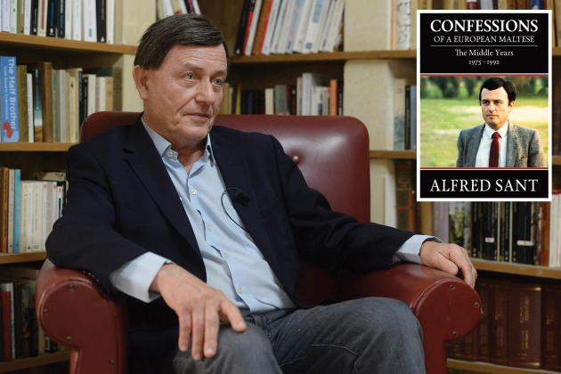 Watch: Malta's problem with 'friends of friends' - Alfred Sant