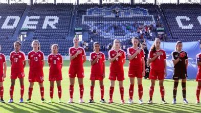 The Malta U-16's girls will be playing the UEFA Development Tournament on home soil. Photo: Malta FA