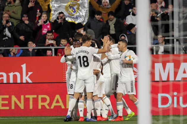 Real Madrid draw Unionistas de Salamanca in Copa del Rey