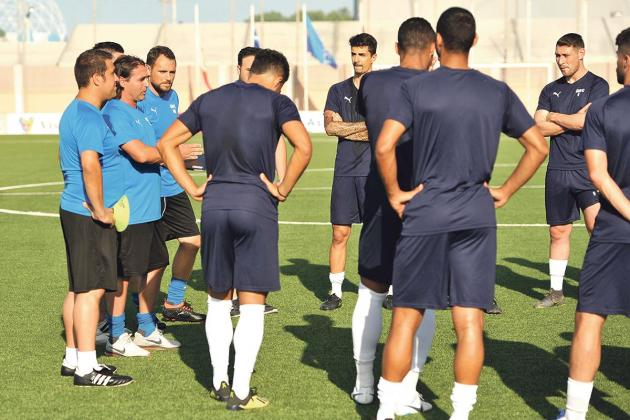 Tedesco faces recent past as Gżira take on Spartans