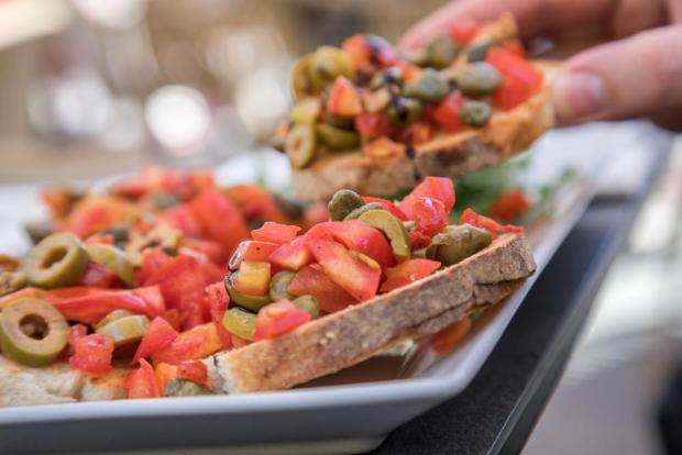 The chefs will cook a Malta-themed meal. Photo: Shutterstock