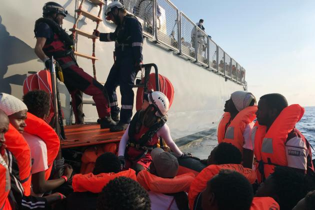 'We want migrant search-and-rescue missions to increase' - EPP