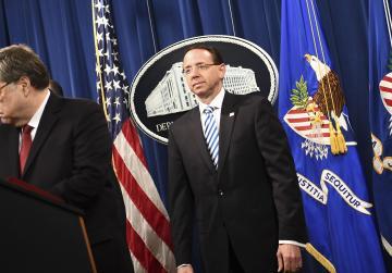 Trump took no action to thwart Mueller probe