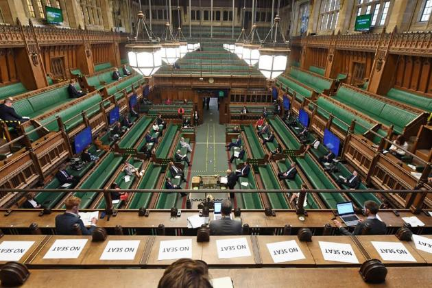 UK Tory MP and former minister arrested over rape allegations