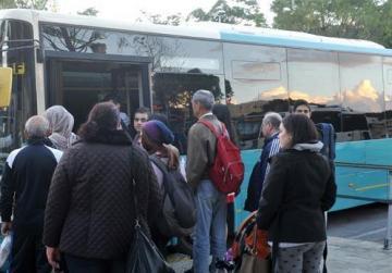 Bus passengers hit 25-year high
