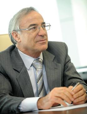 APS chairman Prof. Emanuel Delia.