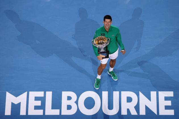 Strict quarantine awaits world's top tennis stars in Australia