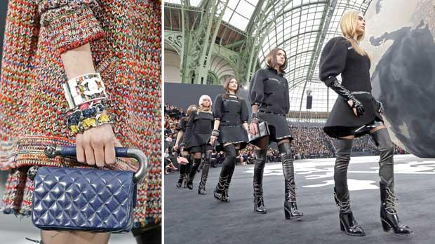 Chanel Conquers The Globe With Fashion Show