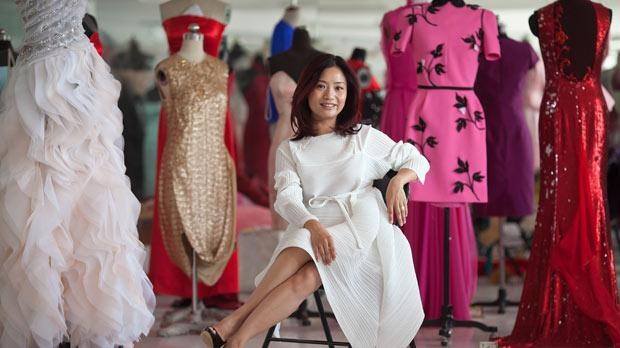 China's proud new luxury brands on a steady rise