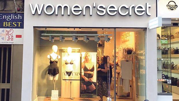 Third Women's Secret Outlet Opens In Sliema