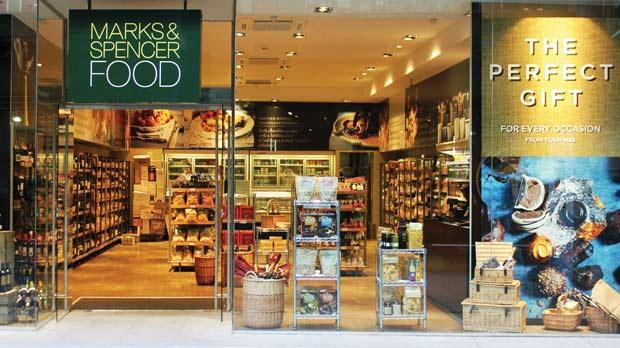 New Look For M&S Bay Street Outlet