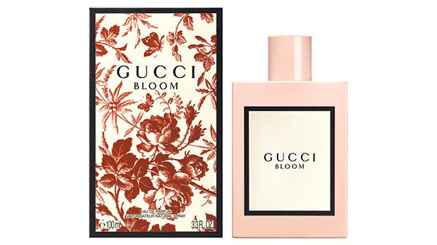d5a7754429d2 Gucci Bloom is a rich white floral scent reminiscent of a colourful and  diverse garden verdant with flowers and plants.