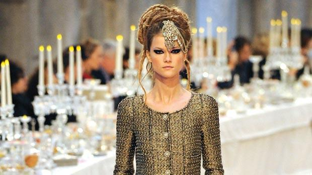 Chanel's Paris-Bombay Metiers D'Art Collection