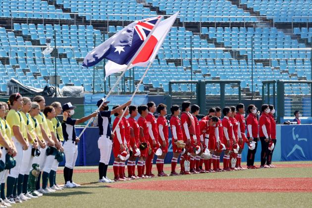 One year late, Tokyo Olympics sports finally gets underway