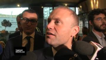 Watch: Muscat will resign if he is implicated in 17 Black wrongdoing  | Video: Mark Zammit Cordina