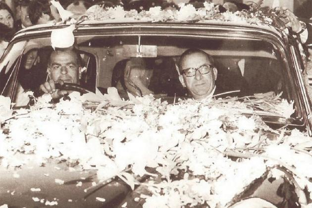Dom Mintoff's whirlwind second start, 50 years ago