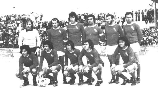 Valletta secured the title in 1973-74 after claiming a last-gasp win over Hibs.