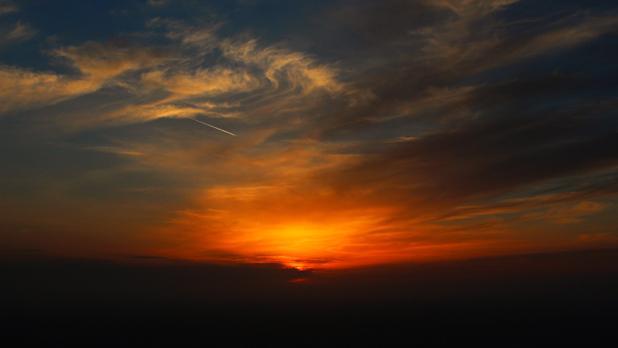 Sunset. Photo: Maria Mifsud