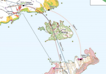 New 'front' to push for Malta-Gozo tunnel