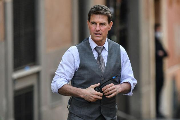 Cruise unveils 'most dangerous stunt' in 'Mission: Impossible 7'