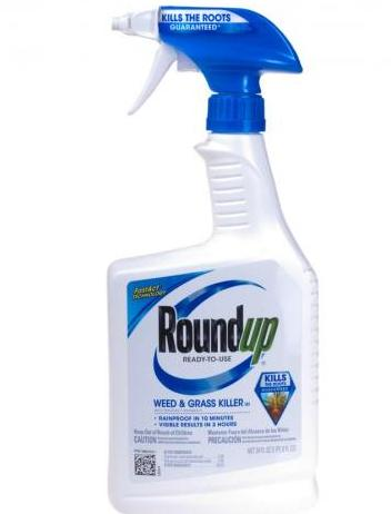 Glyphosate is the key ingredient in top seller RoundUp. Photo: Shutterstock