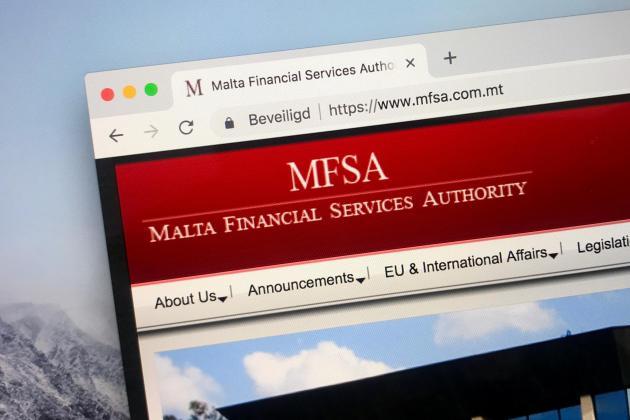 MFSA warning about 'Assistenza Finanzjarja' posts