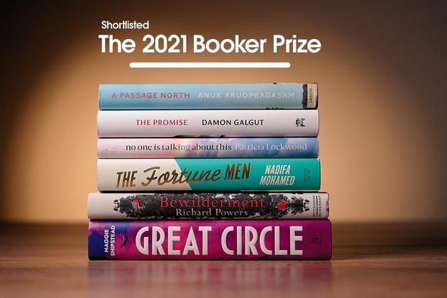 War, social media, racism explored in 2021 Booker shortlist