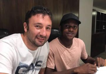 Youth Samuel Timmy Ogundare has signed with Gzira United.