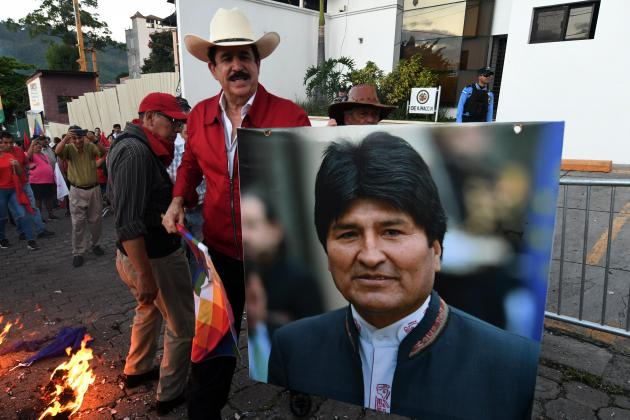Bolivia Senate approves law for new elections without Morales