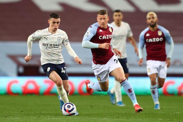 Gritty Man City move closer to Premier League title