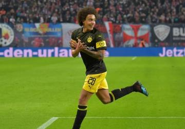 Witsel winner keeps Dortmund six points clear in Bundesliga