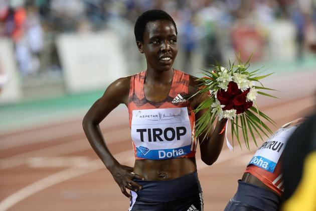 Kenyan athlete Tirop found dead with stab wounds