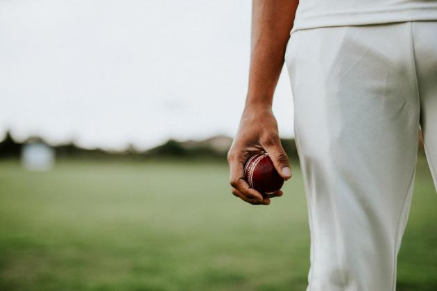 Going for a spin? Cricket club introduces vegan ball