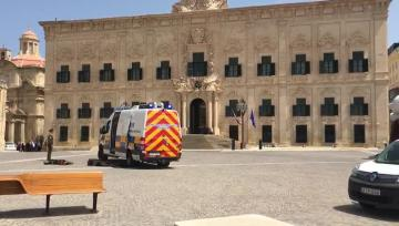 Suspicious package leads to evacuation of Castille