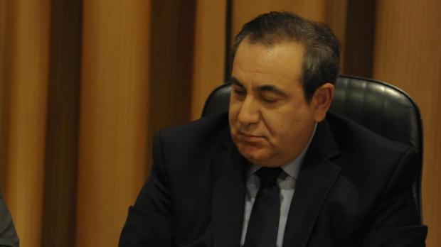 Prof. Joseph Mifsud back in 2013. Photo: Matthew Mirabelli