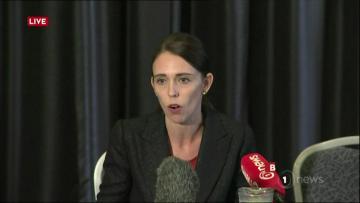 'Unprecedented acts of violence' - Ardern