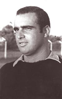Freddie Mizzi - great goalkeeping.