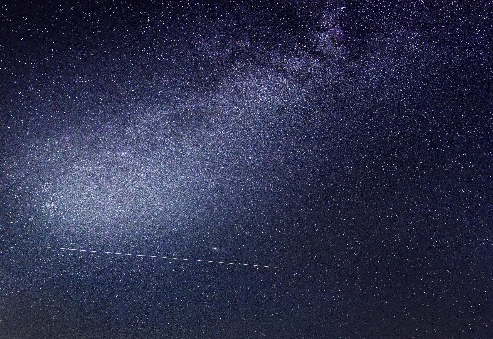 Meteor shower Dmugħ ta' San Lawrenz to shine in dark night sky