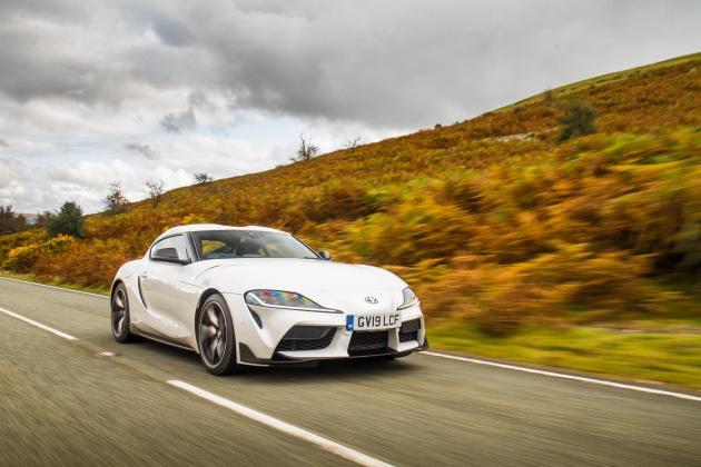 2019 round-up - Toyota Supra road test