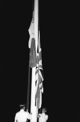 "The flag-raising ceremony was described by Major Alfred Cassar Reynaud, the soldier chosen to hoist the Maltese flag at the Independence Arena in Floriana, as ""an overwhelming evening""."
