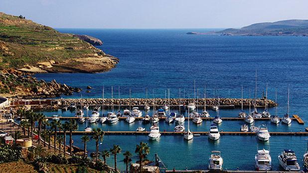 Mġarr Harbour. Photo: Saviour Brincat